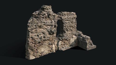 Game Ready Castle Ruins v.2