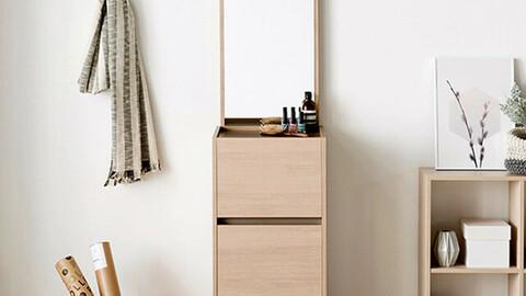 Ray Standing Storage Dresser