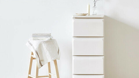 Daily assembly chest of drawers M