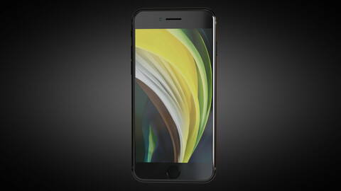 iPhone SE 2020 by Apple