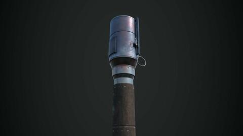 German Stick Grenade (Stielhandgranate)