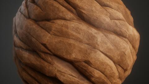 Semi Stylized Desert Materials