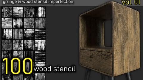 wood stencil