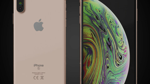 iPhone XS by Apple