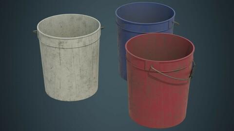 Bucket 2B