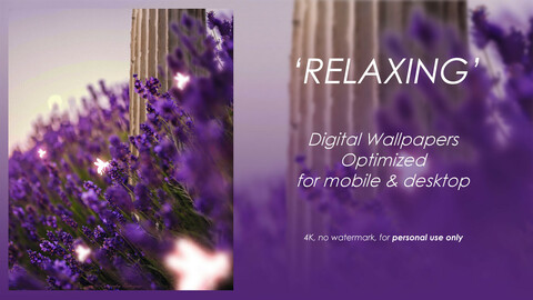 Relaxing - Digital Wallpapers for Mobile & Desktop Devices