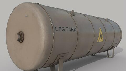 Lpg Storage Tank Old