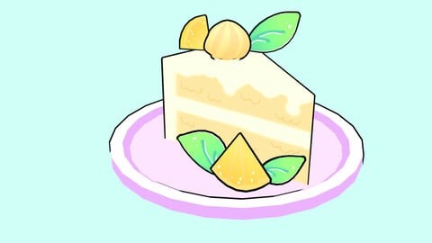 .The cake is a lie.