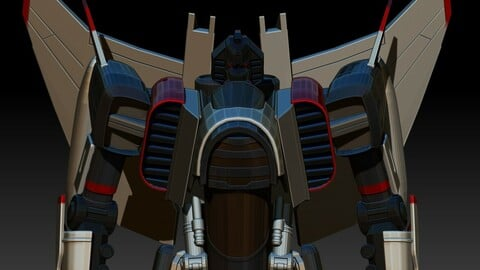 Blitzwing from Bumblebee