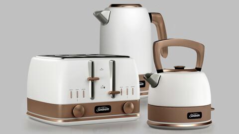 sunbeam classic bronze appliances