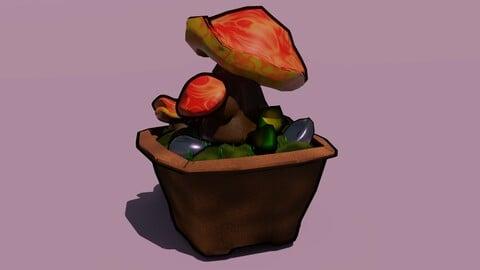 Bonsai Mushroom