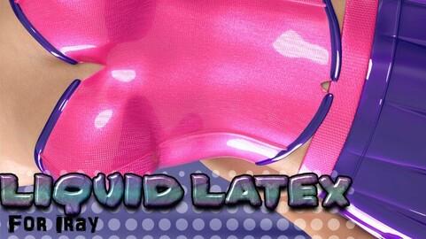 Liquid Latex For Iray (Merchant Resource)