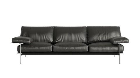 Sofa 3d - 17