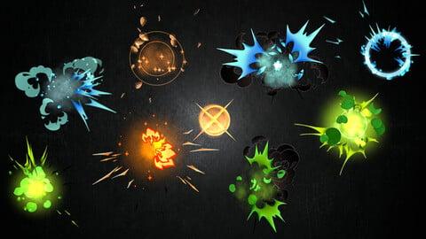 The 2DFX Elemental Hits Vol.2