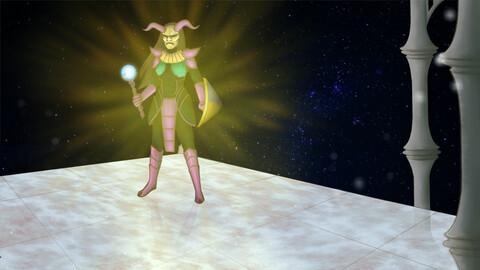 Sorceress, Tal Rasha´s Set