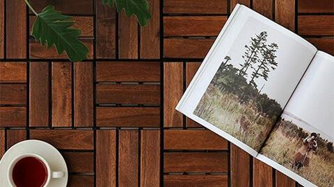 MUPAN solid wood flooring