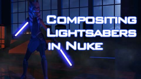 Lightsaber - Nuke Custom Gizmo