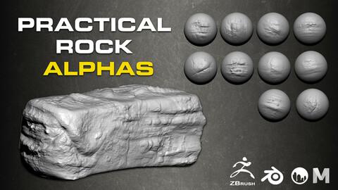 10 Practical rock alphas