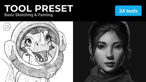 Sketch / Render Tool Preset