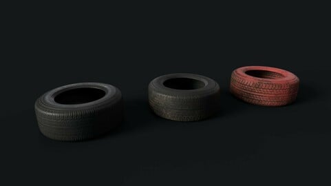 Game Ready Tires Pack