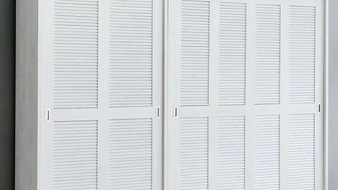 BELOIN Sliding Spacious Two Door Wardrobe 150195 WRM195150