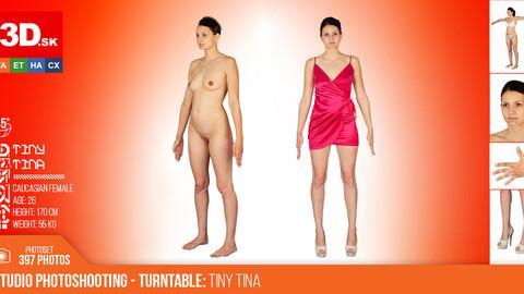 Turntable photoshooting reference  Tiny Tina