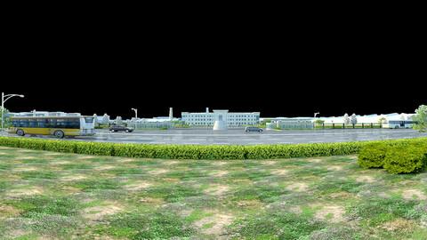 Factory gate design