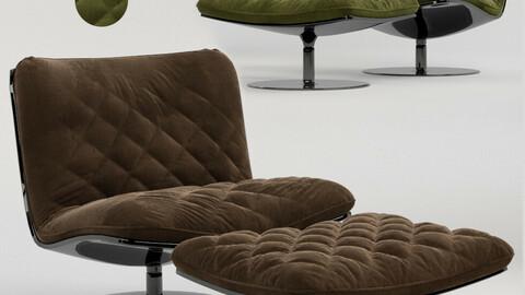 3dasset Baxter Marilyn Chair 01