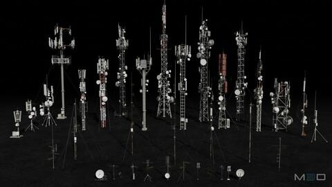 Antennas Collection