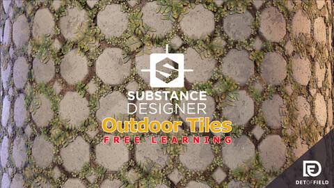 Tutorial - Outdoor Tiles - Substance Designer