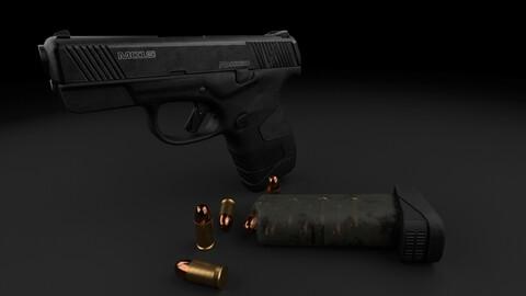 Mossberg MC1 sc - Subcompact 9mm Pistol