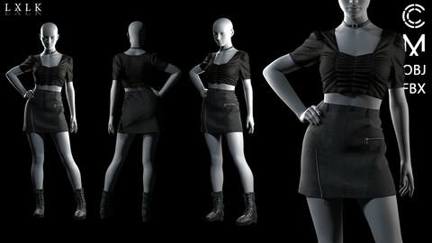 Matilda Outfit