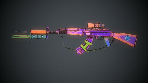 AK 47 NeonGUx