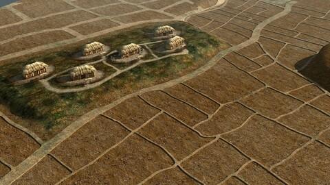 Field - ancient farmland