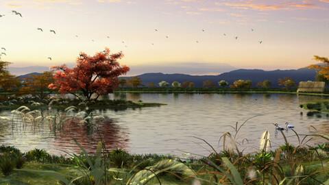 Wild Leisure Lakeside 02