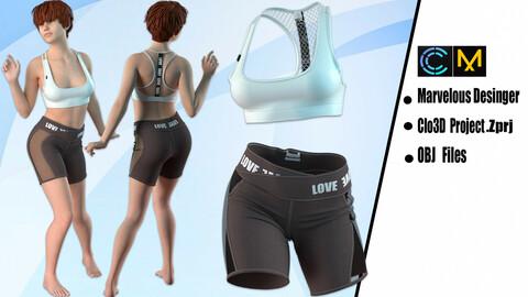 Women's Fitness Clothing