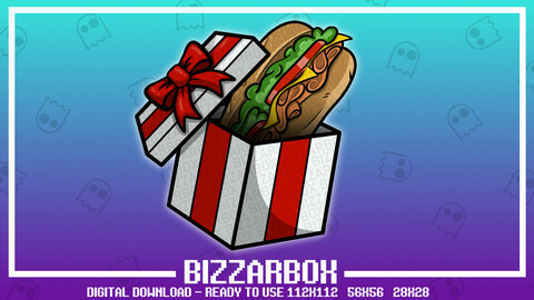Twitch Emote: Gifted Sub Hype