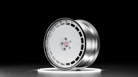 HRE 935 Car wheel 3D model