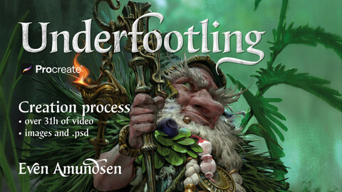 Process: Underfootling