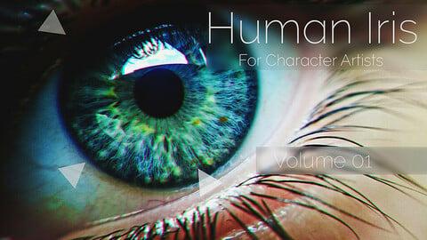Human Iris Vol _01