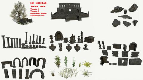 ruin set 2