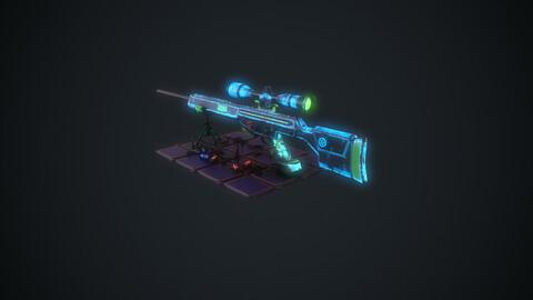 Sniper Rifle - NeonGux