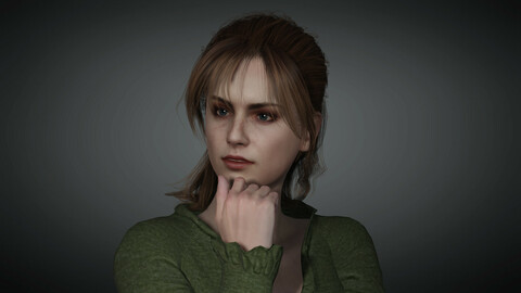 Female Character 02
