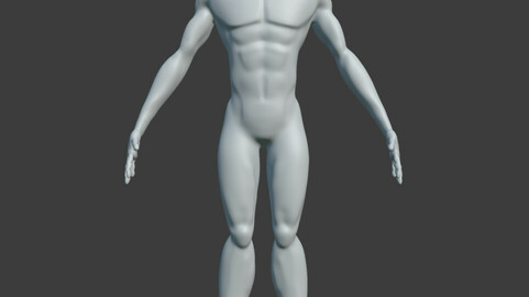Character - Retopology - UV mapping