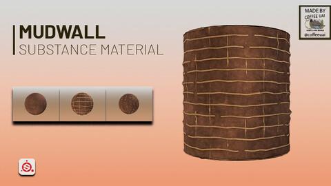 Mudwall Material