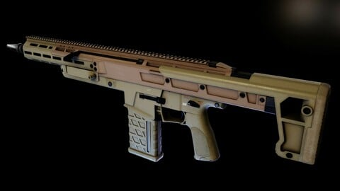 Textron NGSW-R assault rifle