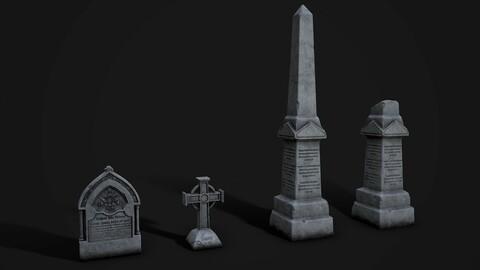 Grave Monuments