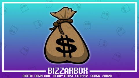 Twitch Emote: Money Bag
