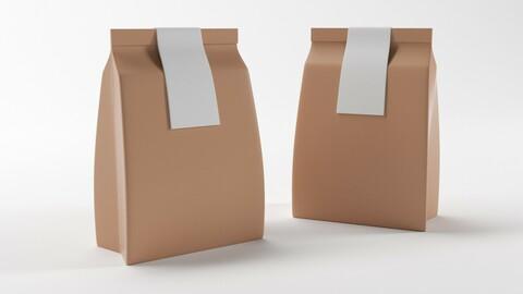 Packaging boxes, packaging bags, food bags, kraft paper bags,