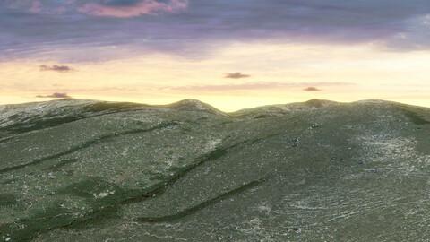 10 Background kitbash landscapes for your main scene Vol.2